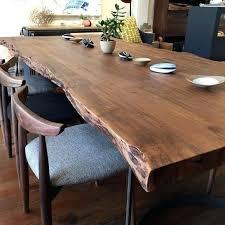 live edge table west elm west elm live edge table table 2 acnc co