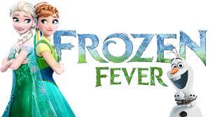 frozen fever movie fanart fanart tv