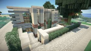 Modern Houses Minecraft Let U0027s Build 1 Modern House 20x20 Design By Keralis Youtube