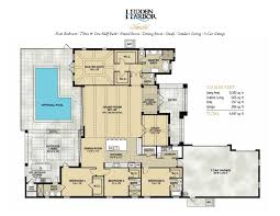 southwest floor plans hidden harbor in estero luxury new waterfront homes with docks