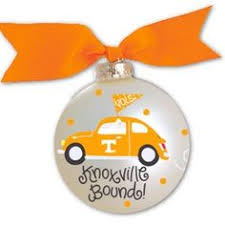 reserved vols of tennessee volunteers ornament