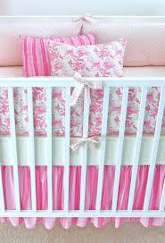 girls pink and purple bedding baby crib bedding l elizabeth allen bedding l pink bedding