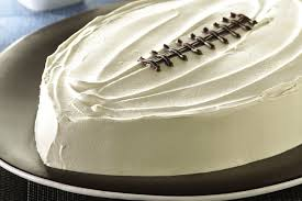 football cake day football cake kraft recipes