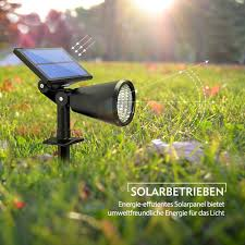 Outdoor Solar Panel Lights - best waterproof outdoor solar led wall landscape security
