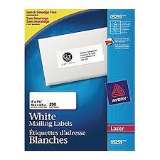 avery label 5263 template avery easy peel white laser address labels 123ink canada