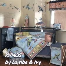 Airplane Crib Bedding Airplane Crib Bedding Bemine Co