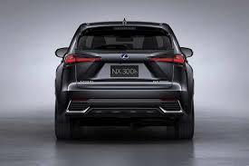 lexus nx 300h kofferraumvolumen lexus nx 2018 design und technologie des tages an den japanischen