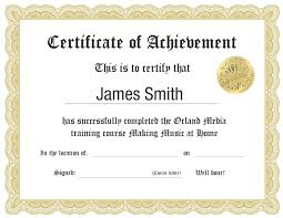 examples of certificates of completion how to make certificates expin memberpro co