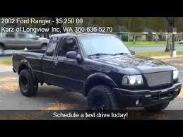 ford ranger 4x4 5 speed for sale 2002 ford ranger door 4x4 4 doors for sale in longv