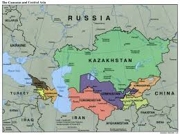 Ussr Map The Implosion Of The Ussr The New Great Game America In Central