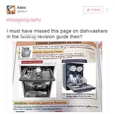 Hotpoint Dishwasher Manual Gcse Geography Students Blast Exam Question On Dishwashers Daily