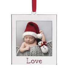 photo frame ornament lenox ornament picture