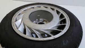 renault alpine gta 1989 renault alpine gta 15 4 stud alloy wheels w tyres os tyre