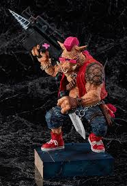Bebop Rocksteady Halloween Costumes Teenage Mutant Ninja Turtles U2013 Krang Statue Good Smile Company