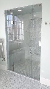 Glass Shower Doors Cost Custom Glass Shower Door Inline Shower Enclosures Custom Glass