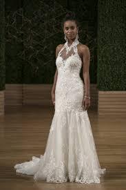 trumpet wedding dresses sottero and midgley high neck lace embellished trumpet wedding