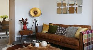 build a living room this new build home has character in abundance