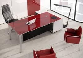 bureau moderne design bureau de direction design et de qualité de couleurs variées