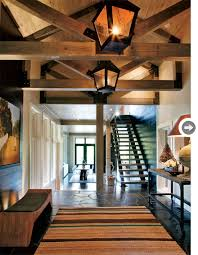 Rustic Home Interior Design Interiors Modern Rustic Home Style At Home