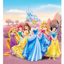 disney princess castle wallpaper wallpapersafari disney princess wall mural official disney princess merchandise