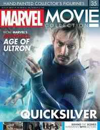 quicksilver film marvel marvel movie figure collection 35 quicksilver forbiddenplanet