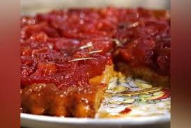 femina fr cuisine tatin de tomates cerises tarte tatin de tomates cerises version