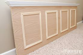 Homemade Headboards Ideas by How To Make A Plain Door Into A Headboard When You Cannot Find A