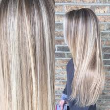Light Blonde Balayage Painted Hair Ombre Baby Light Balayage Blonde Hair Redken