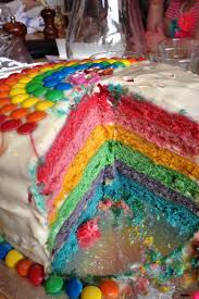 how to make cakes how to make a rainbow cake easy recipe pictures