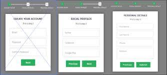 membuat web interaktif cara membuat form input interaktif dengan jquery part 2 1 kursus