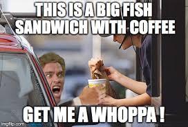 Arnold Meme - arnold at burger king imgflip