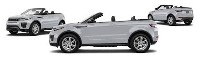 silver range rover evoque 2017 land rover range rover evoque convertible awd hse dynamic 2dr