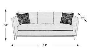 cindy crawford home park boulevard off white sofa sofas white