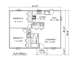 Bungalow Floor Plans Free Free House Plans Ireland