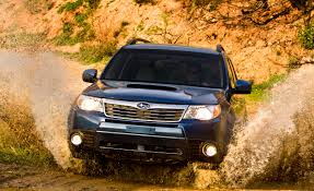 rally subaru forester 2009 subaru forester 2 5x and 2 5xt first drive review reviews