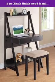 writing desk with shelves stanton ladder style writing desk with shelves best home