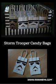 wars gift bags wars inspired party favors shann s