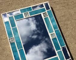 Coastal Bathroom Mirrors by Coastal Mirror Etsy