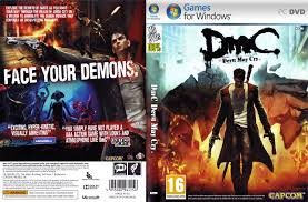 covers box sk dmc devil may cry pc high quality dvd