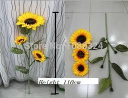 sunflowers decorations home sunflower home decor wedding decor