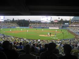 Most Comfortable Stadium Seat Los Angeles Dodgers Seating Guide Dodger Stadium Rateyourseats Com