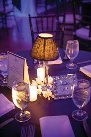 Lamp Centerpieces For Weddings by Loving The Pink Flowers And Elegance Of The Candles So Pretty