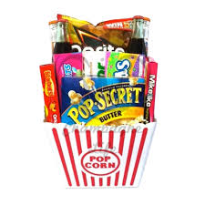junk food gift baskets gift basket