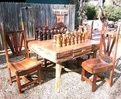 chess table and chairs set 51 chess set and table best 25 chess table ideas on pinterest chess