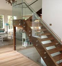 Banister Replacement Glass Railings System Installation U0026 Repair U0026 Replacement Modern