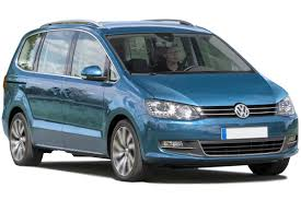 volkswagen sharan mpv review carbuyer