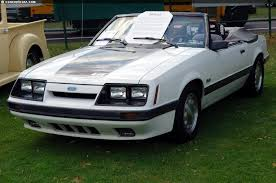 1984 mustang svo value auction results and sales data for 1985 ford mustang