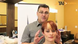 female haircutting videos clipper part 1 women s undercut pixie clipper cutting the nape