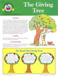 the giving tree activity guide literature notes no fs2724