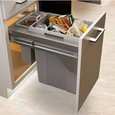 Hafele Kitchen Cabinets by Waste Bins Hafele Pull Out Us Cargo 15 U0026 18 Waste Bins